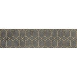 Softcement graphite geo poler 29,7X119,7 universali plytelė