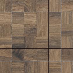 Acero marrone 29,7X29,7 mozaika