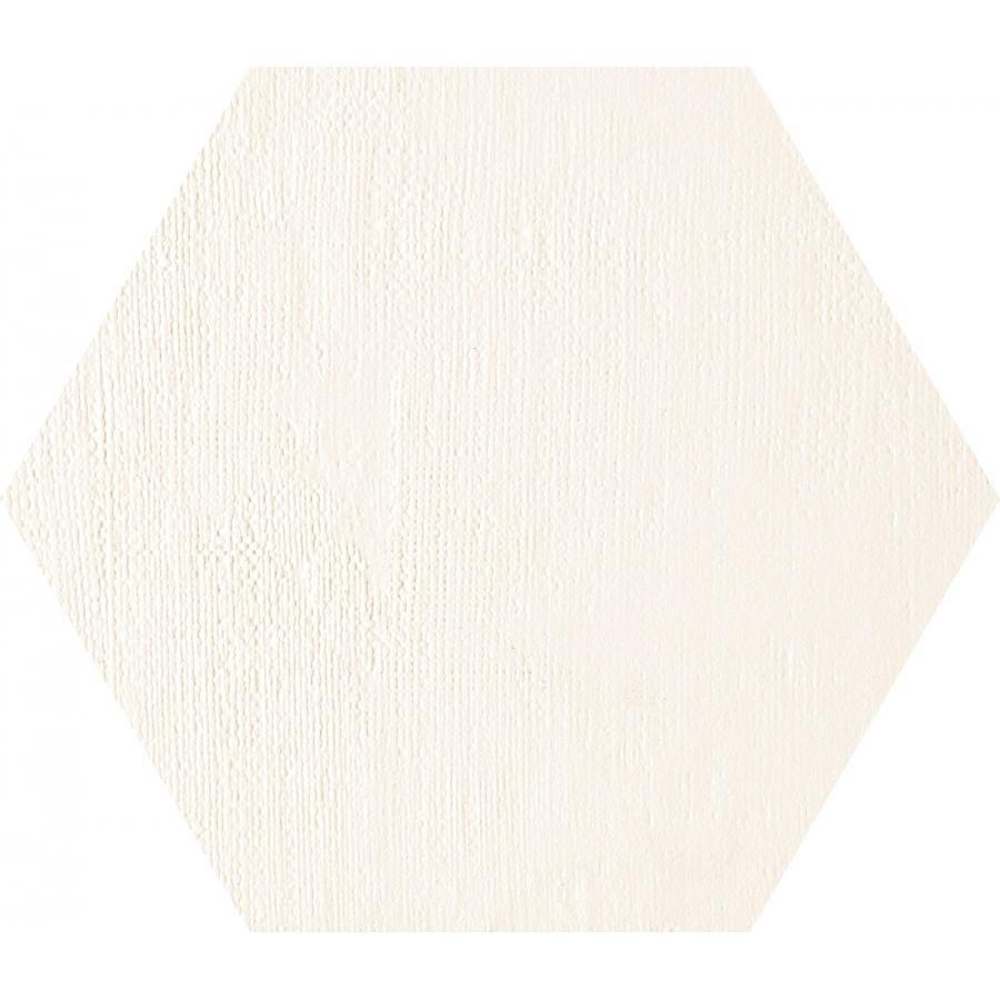 Mild Garden white hex 22,1x19,2 dekoratyvinė plytelė