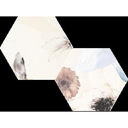 Mild Garden hex 22,1x19,2  dekoratyvinė plytelė