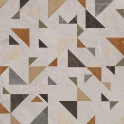 Supreme Grys Dekor Poler 75,0x75,0 grindų plytelė