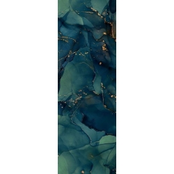 Uniwersalny Panel Szklany Navy  25x75 dekoratyvinė plytelė