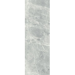Stone Matter Grys Ściana Rekt. Połysk 29.8 x 89.8 sienų plytelė