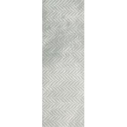Stone Matter Grys Inserto Połysk 29.8 x 89.8  dekoratyvinė plytelė