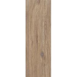 Wood Love Brown Ściana A Struktura Rekt.29.8 x 89.8  sienų plytelė