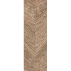 Wood Love Brown Ściana B Struktura Rekt.29.8 x 89.8  sienų plytelė