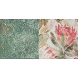 Margot flower C 30,8x60,8  dekoratyvinė plytelė