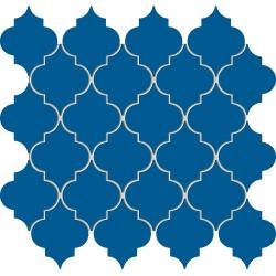 Entina blue 26,4x24,6  mozaika