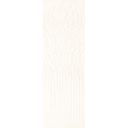 Cold Crown White Ściana Struktura Rekt.39.8 x 119.8  sienų plytelė
