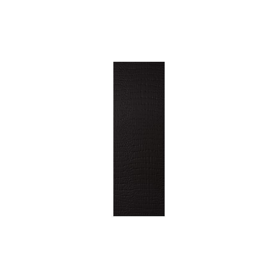 Fashion Spirit Black Ściana Struktura Rekt.39.8 x 119.8  sienų plytelė