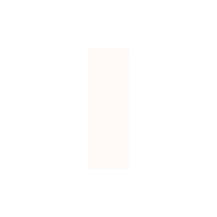 Sleeping Beauty White Ściana Rekt. Połysk 39.8 x 119.8 sienų plytelė