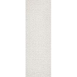 Unique Lady White Ściana Rekt. Dekor 39.8 x 119.8 sienų plytelė