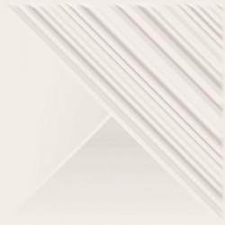 Feelings Bianco Ściana Struktura Połysk 19.8 x 19.8 sienų plytelė