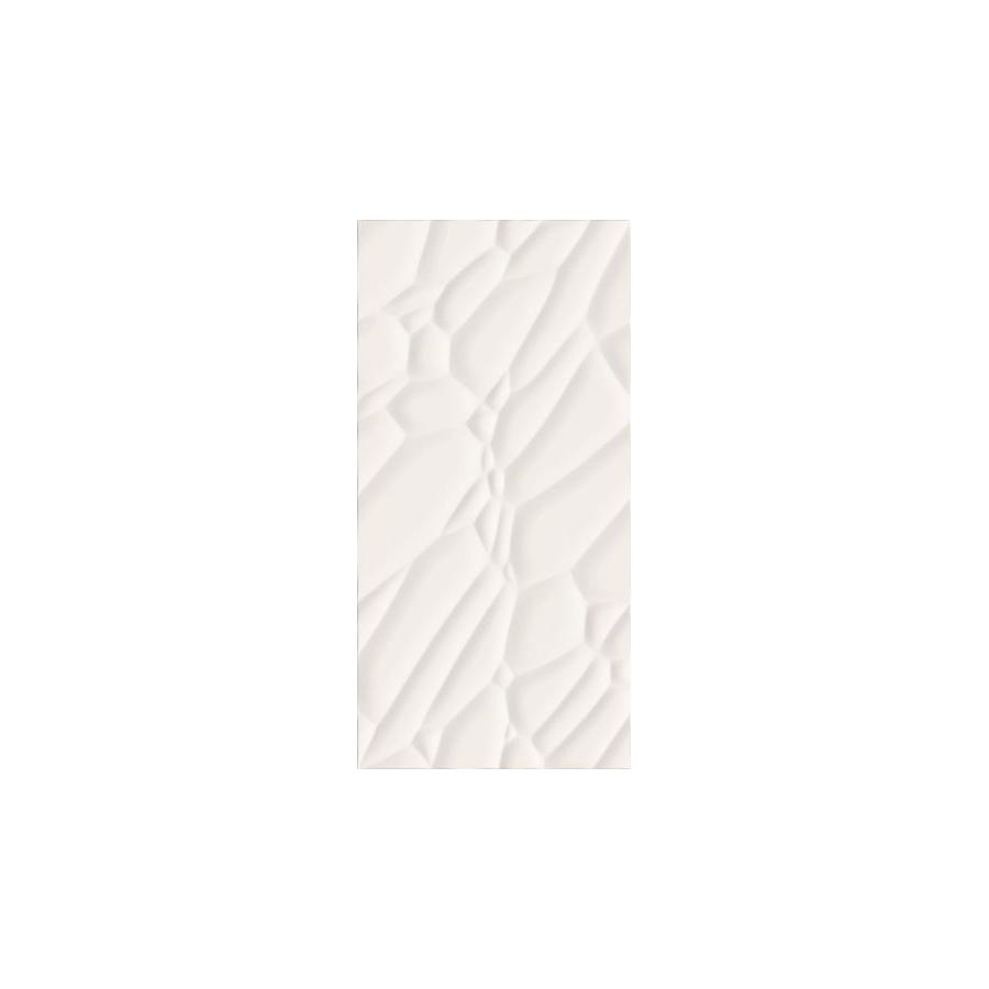 Feelings Bianco Ściana B Struktura Rekt. Połysk 29.8 x 59.8 sienų plytelė