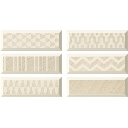 Brika Bar Patchwork 7,8x23,7 plytelė dekoratyvinė