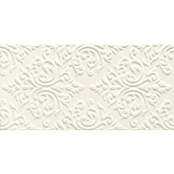 Delice white STR 22,3x44,8 plytelė dekoratyvinė