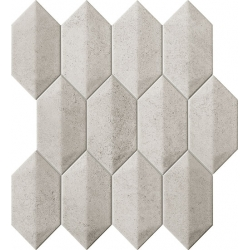 Dover graphite 29,1x26,5 mozaika