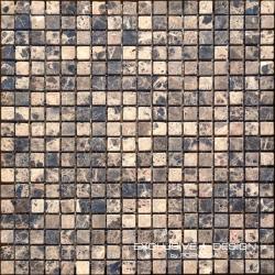 Stone mosaic 8 mm No.4 A-MST08-XX-004 30x30 Stone