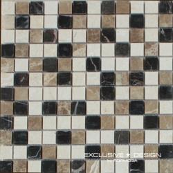 Stone mosaic 8 mm No.12 A-MST08-XX-012 30x30 Stone