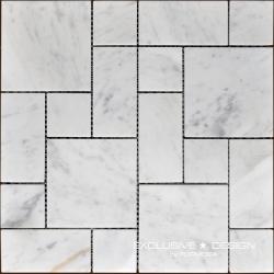 Stone mosaic 8 mm No.16 A-MST08-XX-016 30x30 Stone
