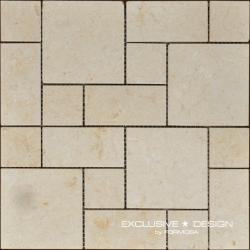 Stone mosaic 8 mm No.18 A-MST08-XX-018 30x30 Stone