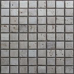 Stone mosaic 8 mm No.24 A-MST08-XX-024 30x30 Stone