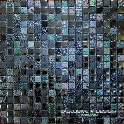 Glass & Stone mosaic 8 mm No.1 A-MMX08-XX-001 30x30