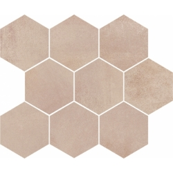 Arlequini Hexagon 28x33,7 mozaika