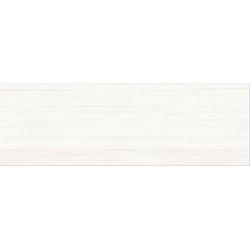 Stripes white 25x75 sienų plytelė